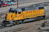 General Motors GP38-2 Diesel Electric Locomotive (#688)
