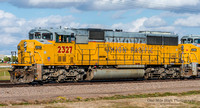 General Motors EMD SD60M Diesel Electric Locomotive (#2327)