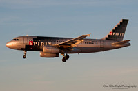 "Airbus A319-132 (N516NK) - ""Spirit of Cancun"""