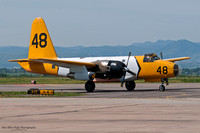 "1961 Lockheed SP-2H Neptune (N4692A) - Minden Air Corp ""Tanker 48"""