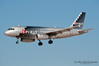 "Airbus A319-132 (N510NK) - ""Spirit of Fort Lauderdale"""