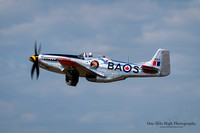 1944 North American P-51D Mustang (NL951HB & 44-72059)