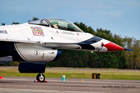 Lockheed F-16C Falcon - USAF Thunderbirds