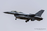Lockheed F-16DM-52-CF Falcon (92-3924)