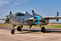 "North American B-25J Mitchell (N125AZ) - ""Made in the Shade"""
