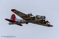 "Boeing B-17G Flying Fortress (NL3701G) - ""Madras Maiden"""