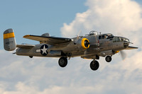 North American B-25 Mitchell (N345BG) - Martha Jean