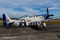 1944 North American TF-51D Mustang (NL851D)