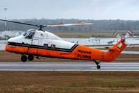 Sikorsky S-58T (N129NH) - Midwest Truxton International