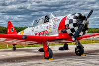 1943 North American AT-6C Texan (N901JF) - Team Aeroshell (Jimmy Fordham)