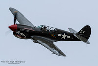 Curtis Wright TP-40N Warhawk (NL997WH) - American Dream