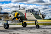 1945 North American B-25J Mitchell (N62163)