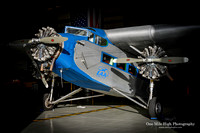 1929 Ford 4-A-T-E Trimotor (NC8407) - Experimental Aircraft Association (EAA)