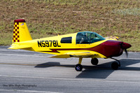 American Aviation AA-1A Yankee (N5978L)