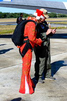 2019 Cocoa Beach Skydiving Santas - Air Sports Parachuting Team