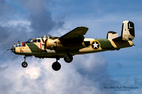 1944 North American B-25J Mitchell (N62163)