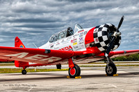 1943 North American SNJ-5 Texan (N3267G) - Team Aeroshell (Alan Henley)