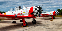1943 North American AT-6C Texan (N601JF) - Team Aeroshell (Jimmy Fordham)