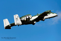 "Fairchild A-10C Thunderbolt II (80-0275) - USAF A-10 Demo Team (Capt Cody ""ShiV"" Wilton)"