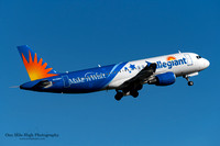 "Airbus A320-214 (N218NV) - ""Make-A-Wish"""