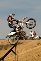 Motorcoss Jumping - BLM area in Grand Junction, CO