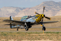 North American P-51 Mustang (N6320T) - Little Witch