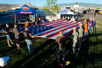 Pre-Race Activities - National Anthem