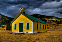 Old School House - Rollins Pass, CO