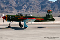 Nanchang CJ-6A (N620DM) - CJ-6 Nanchang Desert Rat Formation Team
