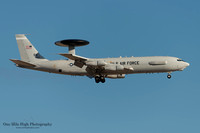 Boeing E-3C Sentry (81-0004) - 552nd Air Control Wing
