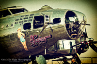 "Boeing B-17G Flying Fortress (N9323Z) - ""Sentimental Journey"""