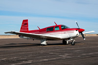 Mooney M20J (N801DW)