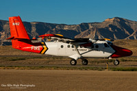 DeHavilland DHC-6 Twin Otter (N141Z) - US Forest Service