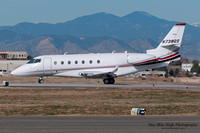 Gulfstream Aerospace G200 (Galaxy) (N738QS) - NetJets Aviation