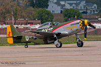 1944 North American P-51D Mustang (44-73264) - American Airpower Heritage Flying Museum - Gunfighter