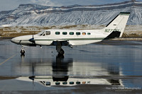 Cessna 441 Conquest II (N2722Y) - Gateway Air Center