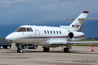 Raytheon Hawker 800XP (N873QS) - Net Jets Sales Inc