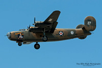 1940 Consolidated RLB-30B Liberator (40-2366) - Commemorative Air Force (Diamond Lil)