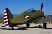 Replica North American NA-50 (P-64) (NX80714) - North American Warbirds LLC