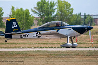 Vans Aircraft RV-8 (N747JG) - Rocky Mountain Renegades (Jim Gray)