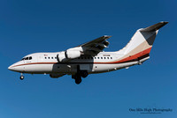 British Aerospace BAe-146 Series 100 (N114M)