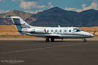 Hawker-Beechcraft 400A (N500TH)