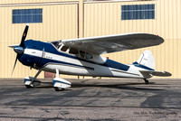 1954 Cessna 195B Businessliner (N2165C)