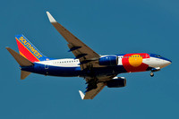 "Boeing 737-7H4 (N230WN) - ""Colorado One"""