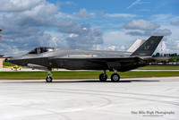 Lockheed F-35A-2B Lightning II (12-5050) - 61st Fighter Squadron