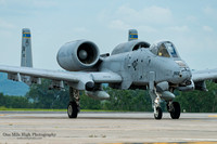 Fairchild A-10C Warthog (81-0966) - 354th Fighter Squadron