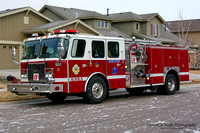 Engine 15 (Paramedic) - Aurora Fire Department
