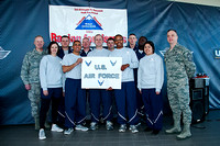 Karting Racing For Heroes - US Air Forces Participants