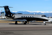 Gulfstream V (N1GN) - Tiburon Equipment LLC