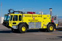 Airport Fire Vehicle - Montrose Regional Airport